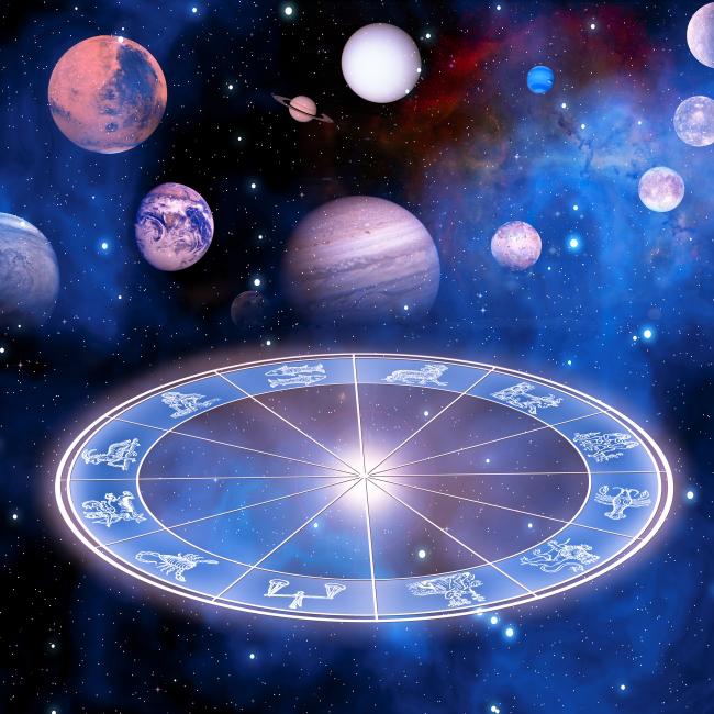 Asztrológia, Számmisztika