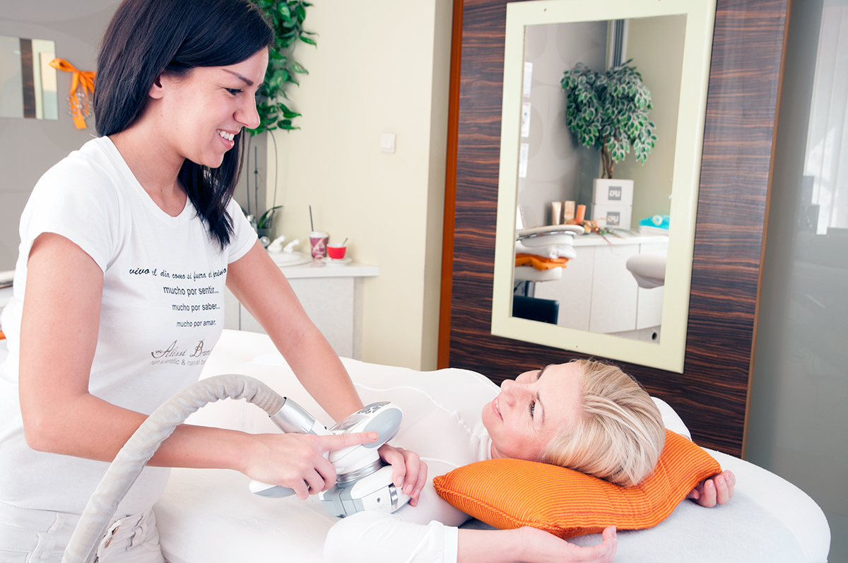 LPG lipomassage kezelő