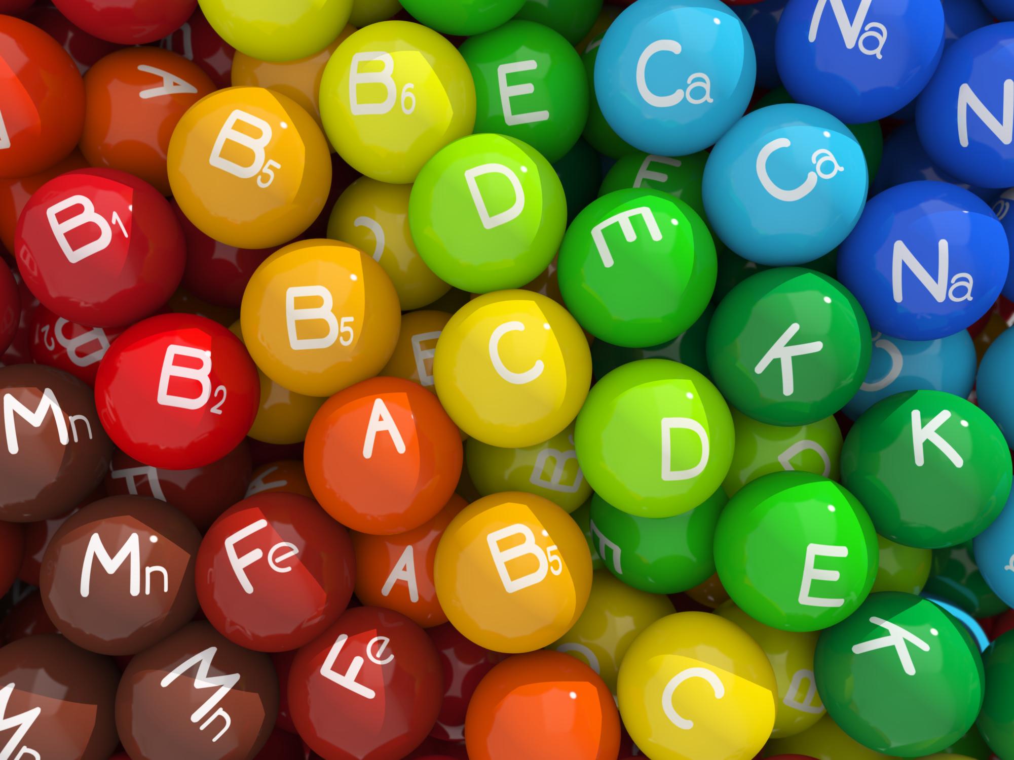 Vitamin, táplálék-kiegészítő